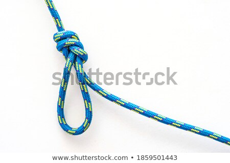 Directional Figure Eight knot Stock photo © FOKA