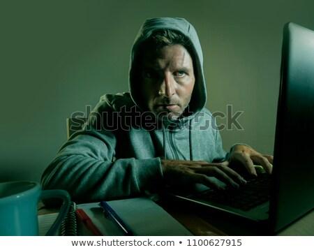ハッカー 問題 コンピュータ 攻撃 ハッキング 技術 ストックフォト © dolgachov