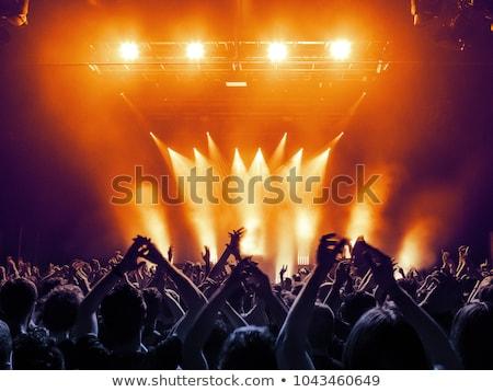музыку шоу фары эквалайзер активный сторон Сток-фото © alexaldo