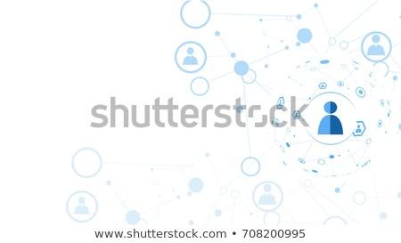 broşür · yapı · iş · teknoloji · sağlık · arka · plan - stok fotoğraf © designleo
