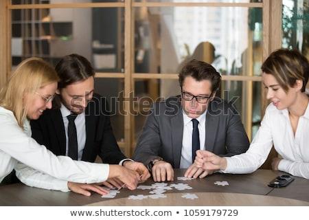 запуска лучший Идея работник решения бизнеса Сток-фото © robuart
