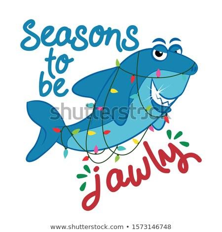Seasons to be Jawly (jolly) - T-Shirts, Hoodie, Tank, gifts. Stock photo © Zsuskaa