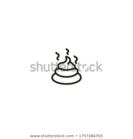 Vektor ikon illusztráció terv design sablon kutya Stock fotó © Ggs