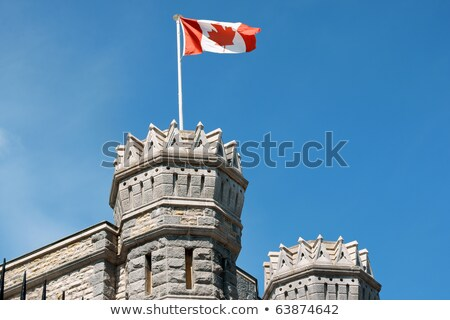 detail of the royal canadian mint in ottawa stock photo © aladin66