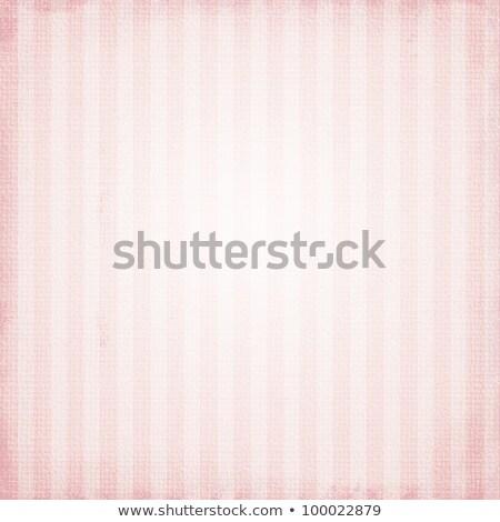 Pink stripe grunge background Stock photo © mikemcd