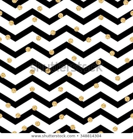 seamless stripes, zig zag and polka dots background   Stock photo © creative_stock