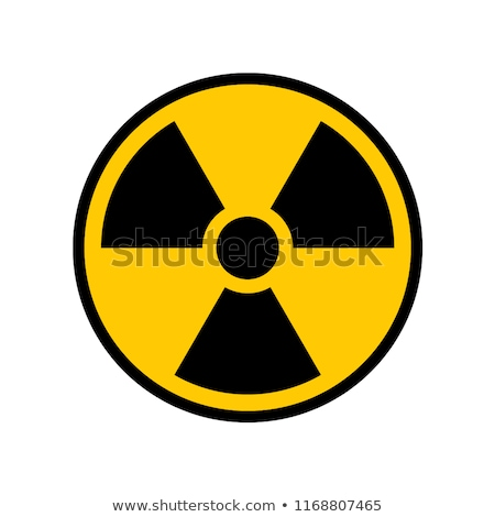 nuclear symbol Stock photo © ArenaCreative