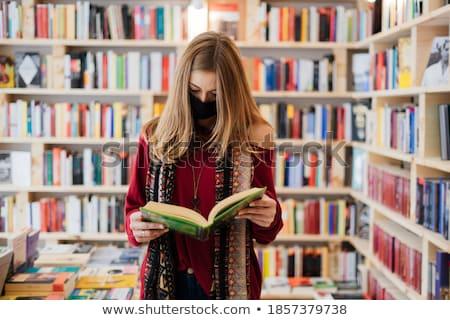Bookstore Stock photo © zzve