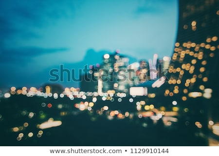Abstract stijl vintage snelweg lichten textuur Stockfoto © bubutu