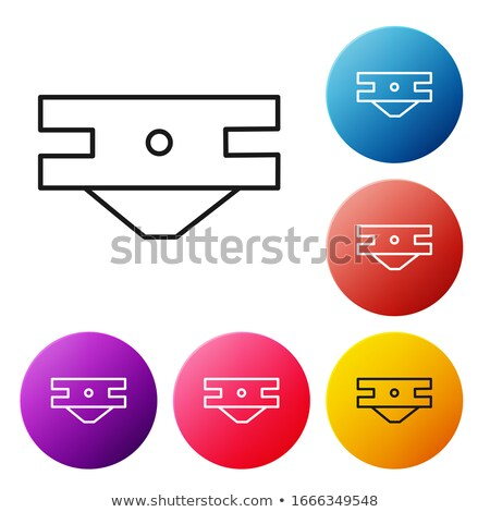 Incontinence Button Set Stock photo © cteconsulting