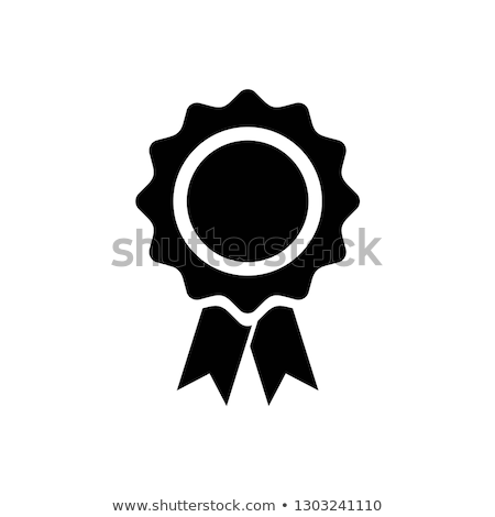adjudicación · simple · icono · blanco · diseno · metal - foto stock © tkacchuk