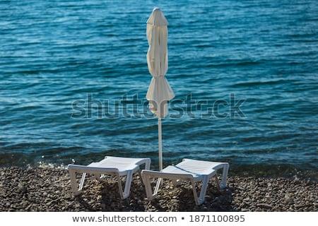 ビーチ ビーチ 空 水 旅行 サーフィン ストックフォト © vlaru