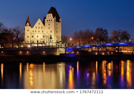 Danúbio rio edifício paisagem arquitetura Alemanha Foto stock © manfredxy
