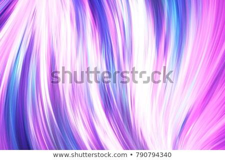 abstract fractal white rose stock photo © zven0