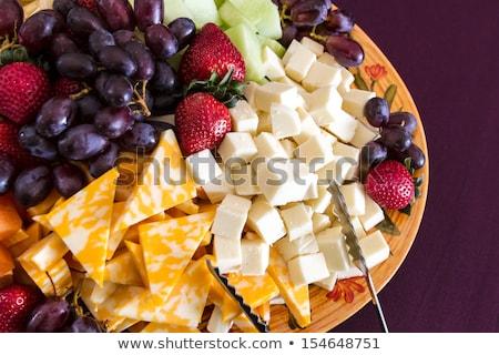 ser · martwa · natura · owoców · żywności · zdrowia · owoce - zdjęcia stock © digifoodstock