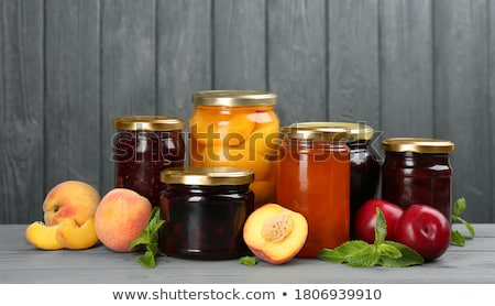 Fruit preserve Stock photo © Digifoodstock