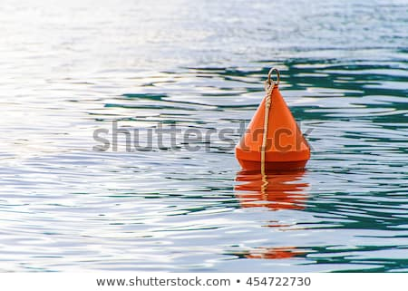Mooring buoy on water Stock photo © Digifoodstock