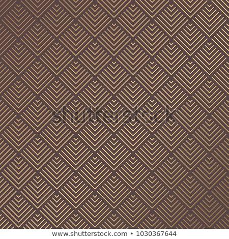Diamond seamless wallpaper, vector illustration Stock photo © carodi