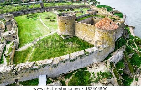 Akkerman fortress Stock photo © Silanti