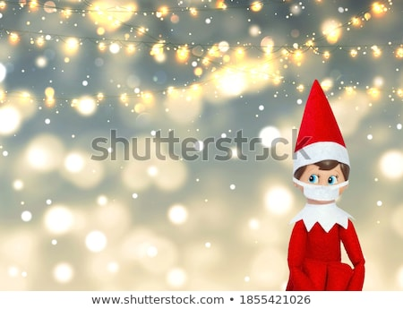 shelves christmas tree stock photo © romvo