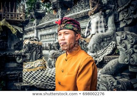 Balinese man Stock photo © IS2