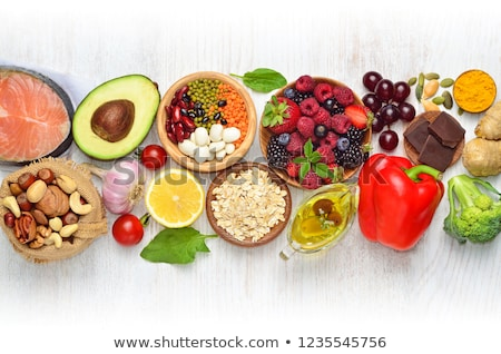Healthy Nutrition Food Stock photo © marilyna