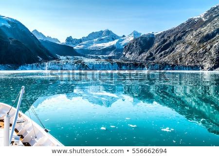 Glacier Bay, Alaska Stock photo © jsnover