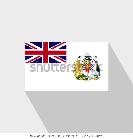 Pavillon britannique sécher terre sol Photo stock © grafvision