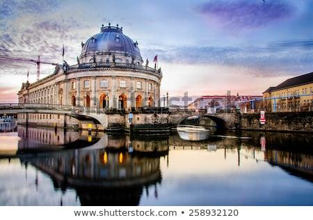 Museum island, Berlin, Germany Stock photo © neirfy