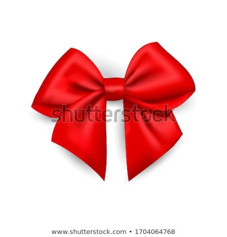 Feestelijk briefkaart boeg vector gift card Stockfoto © robuart