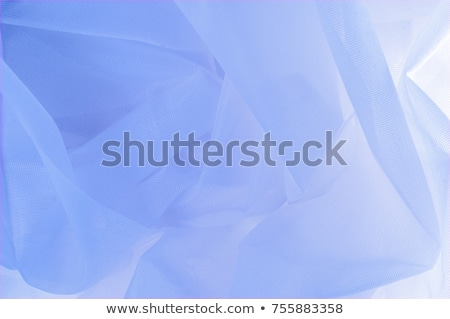Premie weefsel textuur decoratief textiel interieur Stockfoto © Anneleven