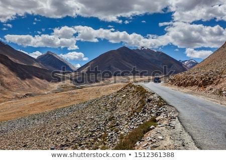 View himalaya la India montagna Foto d'archivio © dmitry_rukhlenko