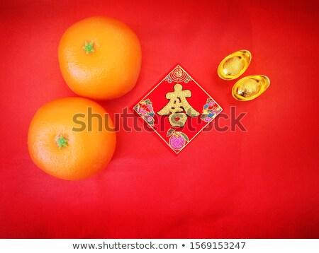 Stock fotó: Kínai · kultúra · ikonok · lédús · hagyományos · szimbólumok