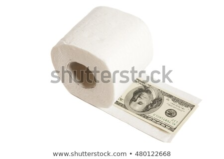 Wiping debts away. Stock photo © latent