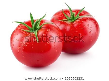 Wet Tomatoes Stock photo © bendicks