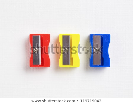 Sharpened pencil out of Row Stock photo © designsstock