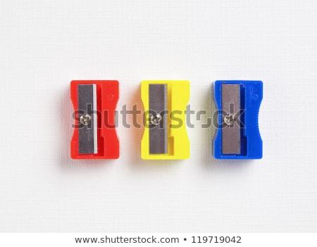 törött · ceruza · hangsúlyos · üzlet · munkás · feszültség - stock fotó © designsstock