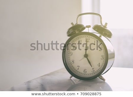 man waking up at 5 oclock stock photo © photography33
