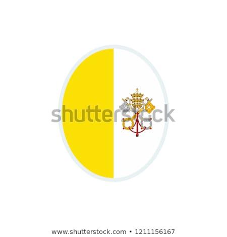 Cappotto braccia vaticano Europa marmo cross Foto d'archivio © angelp