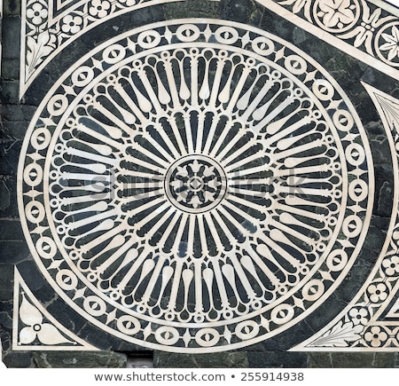 Photo stock: Architectural Detail In Florence