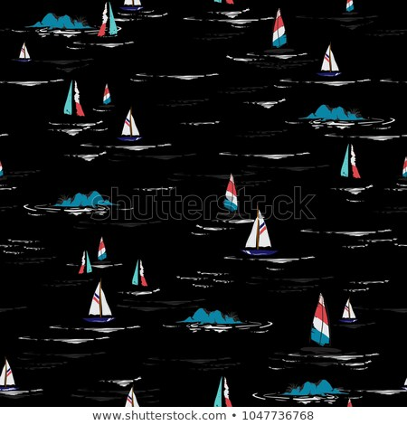 Tropical Windsurfing Stock photo © kwest