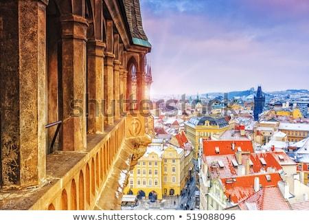 古い · 市場 · 広場 · 旧市街 · ホール · 市 - ストックフォト © andreykr