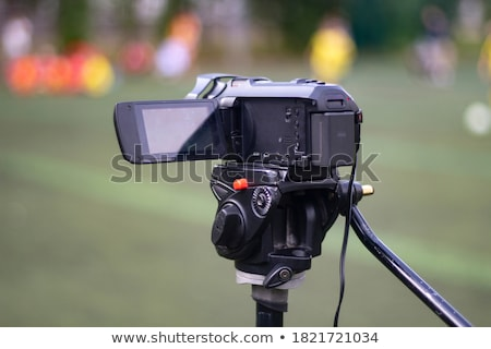 Camcorder Stock photo © zzve