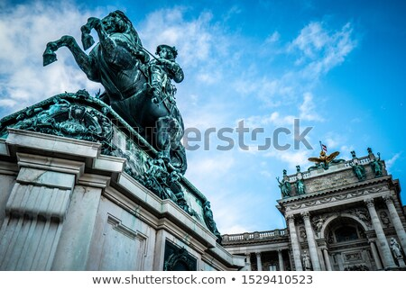 prince eugene of savoy stock photo © fer737ng