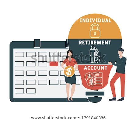 Retirement Account Stock photo © piedmontphoto