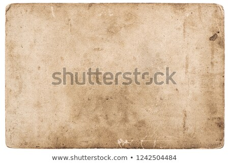 Stock Photo Old Blank Postcard Paper Texture