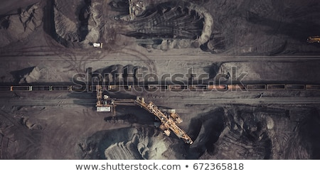 mining industry Stock photo © tracer