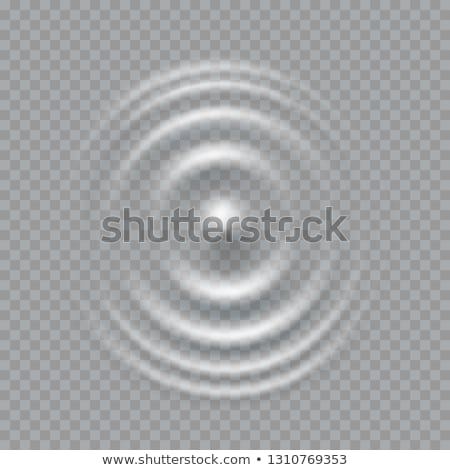 Smooth Water Surface Ripples Background Stock photo © THP