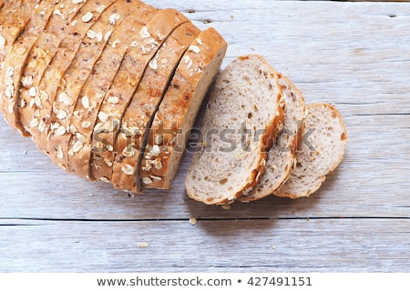Wholegrain bread Stock photo © Alex9500