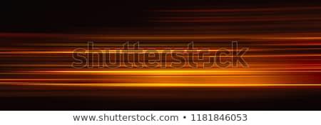 Geel beweging snelheid lijnen ontwerp boek Stockfoto © SArts